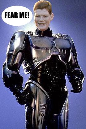 Robot Wars Robogeorge